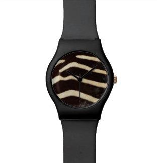 Zebra Hide Watch