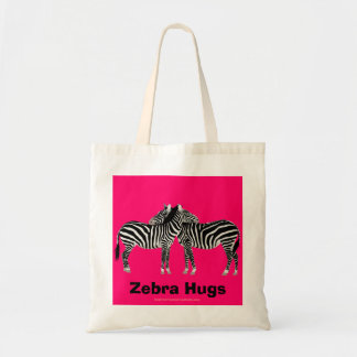 Zebra Hugs Bag
