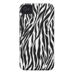 zebra iphone 4 barely there case iPhone 4 case
