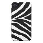 Zebra iphone 4 Case