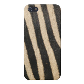 zebra iPhone 5/5S cover