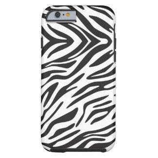 Zebra iPhone 6 case Tough iPhone 6 Case