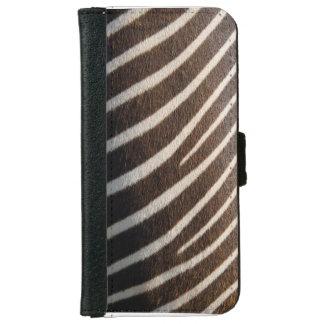 Zebra iPhone 6 Wallet Case
