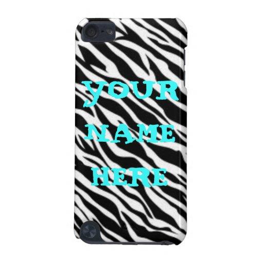 Zebra Ipod case iPod Touch (5th Generation) Case