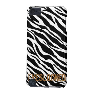 Zebra Ipod Case iPod Touch 5G Cover