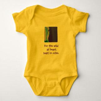 Zebra Jelena Baby Bodysuit