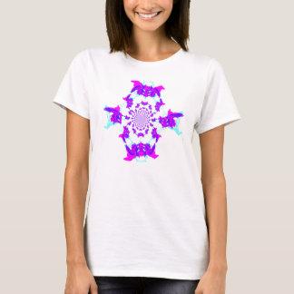 Zebra kaleidoscope T-Shirt
