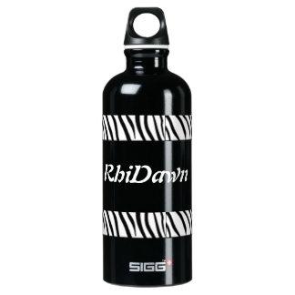 Zebra Liberty Bottle SIGG Traveller 0.6L Water Bottle