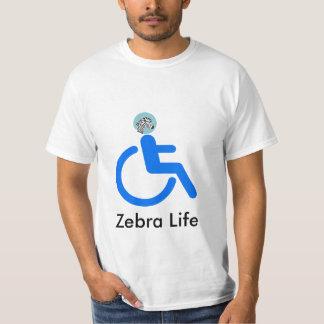 Zebra Life T-Shirt