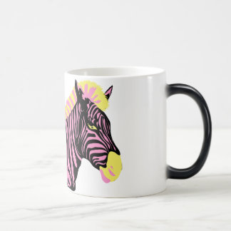 Zebra Mag Magic Mug
