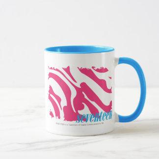 Zebra Magenta 3 Mug