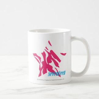 Zebra Magenta 4 Coffee Mug