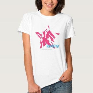 Zebra Magenta 4 Tshirts