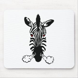 Zebra Mouse Pads