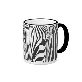 Zebra! Ringer Mug