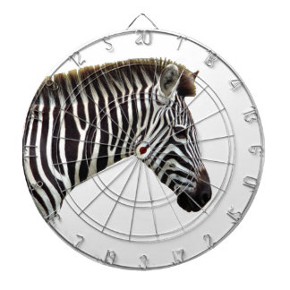 zebra-on-the-masai-mara dartboard