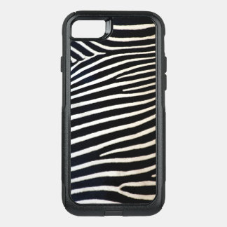 Zebra OtterBox Commuter iPhone 8/7 Case