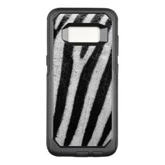 zebra OtterBox commuter samsung galaxy s8 case