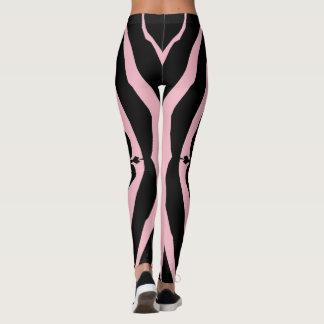 Zebra Pattern#2 Designer Sexy Tights Legging