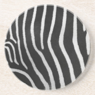 Zebra Pattern Coasters