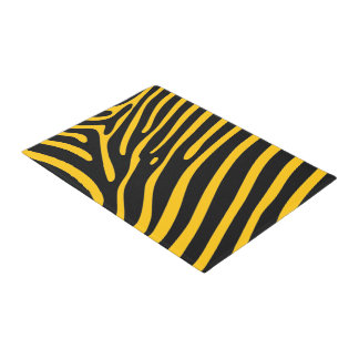 ZEBRA Pattern Doormat