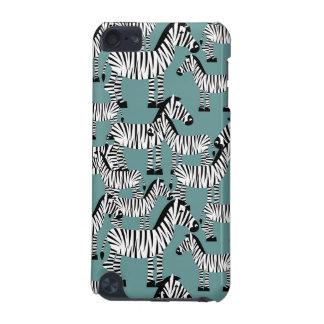 Zebra Pattern iPod Touch 5G Cases