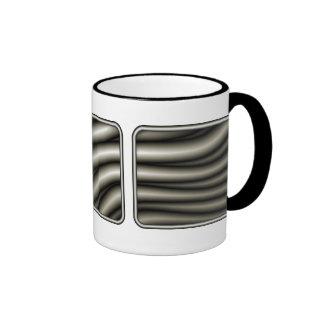 Zebra Pattern Mugs