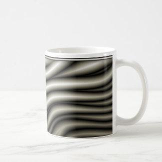 Zebra Pattern Coffee Mugs