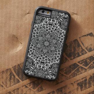 Zebra Paw Prints Military Grade Iphone6 Case