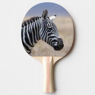 Zebra Ping Pong Paddle