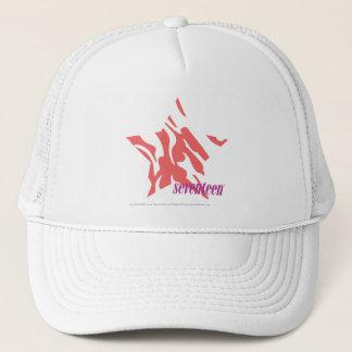 Zebra Pink 3 Trucker Hat
