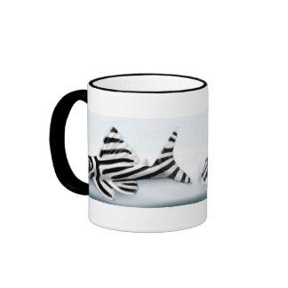 Zebra Pleco Mug