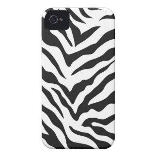 Zebra Print Blackberry Bold Case