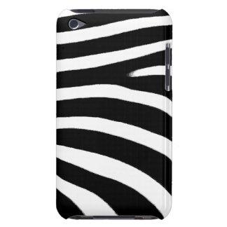 Zebra Print iPod Touch Case-Mate Case