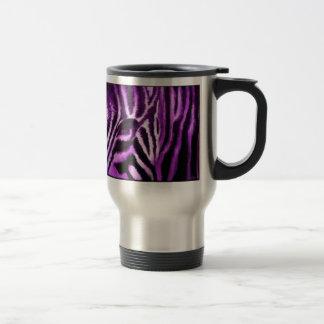 Zebra Print Coffee Mugs