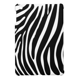 Zebra Print iPad Mini Cover