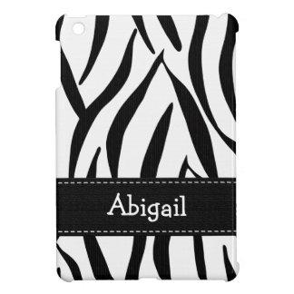 Zebra Print iPad Mini Cases