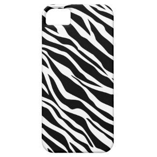 Zebra Print - iPhone 5 Case