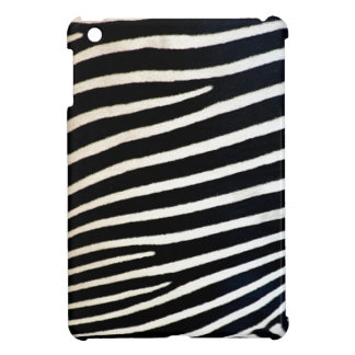 Zebra Print Mini Case Cover For The iPad Mini