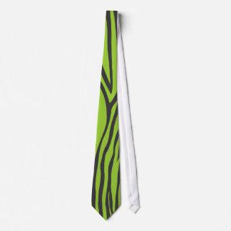 Zebra Print Tie
