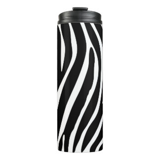 Zebra Print Tumbler