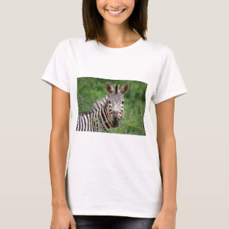 Zebra profile T-Shirt