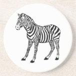 Zebra Sandstone Coaster
