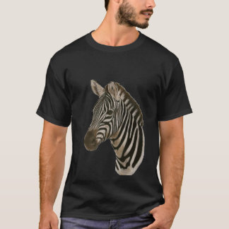 ZEBRA SHIRT BRET FOTC FLIGHT OF THE CONCHORDS