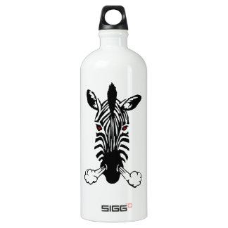 Zebra SIGG Traveler 1.0L Water Bottle