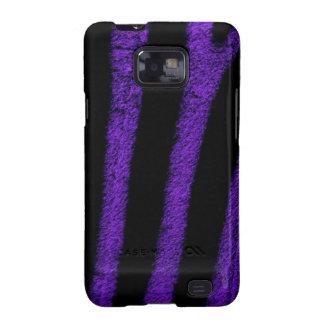 Zebra Skin Samsung Galaxy S2 Cases
