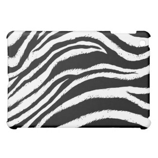 """Zebra Skin"" iPad Case"