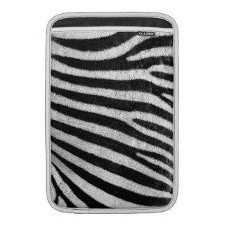Zebra Skin MacBook Air Sleeve