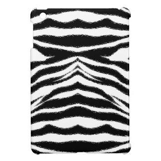 Zebra Skin Print Cover For The iPad Mini