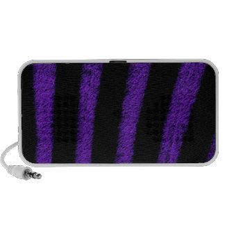 Zebra Skin iPod Speaker